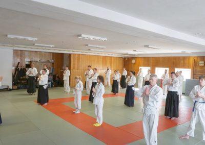 pratique non-violente de l'Aïkido