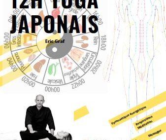 12 Stunden Japanisches yoga, Neuchatel, 27. Juni