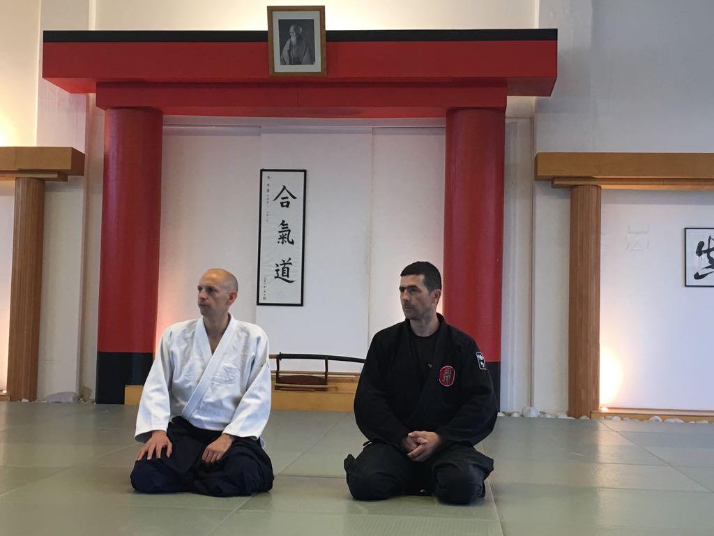 Special seminar with Ikuhiro Kubota Shihan