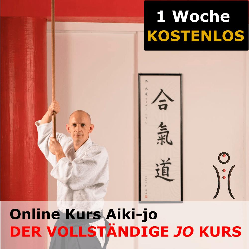 Aiki-jo - Der vollständige Kurs mit dem Jo