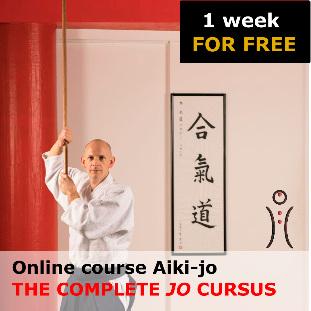 Aiki-jo – The complete cursus with the jo
