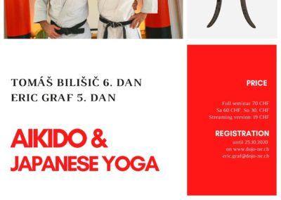 Aikido & japanisches Yoga, 31.10-01.11 – abgesagt