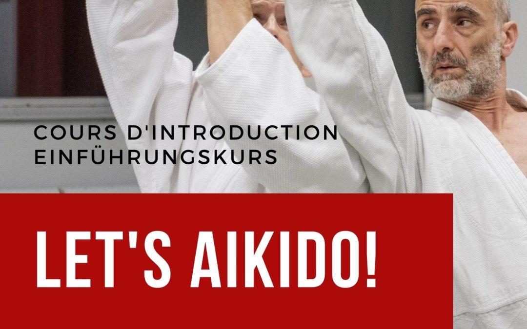 Aikido Einführungskurs in Biel