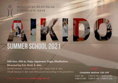 Internationaler Sommerseminar 2021